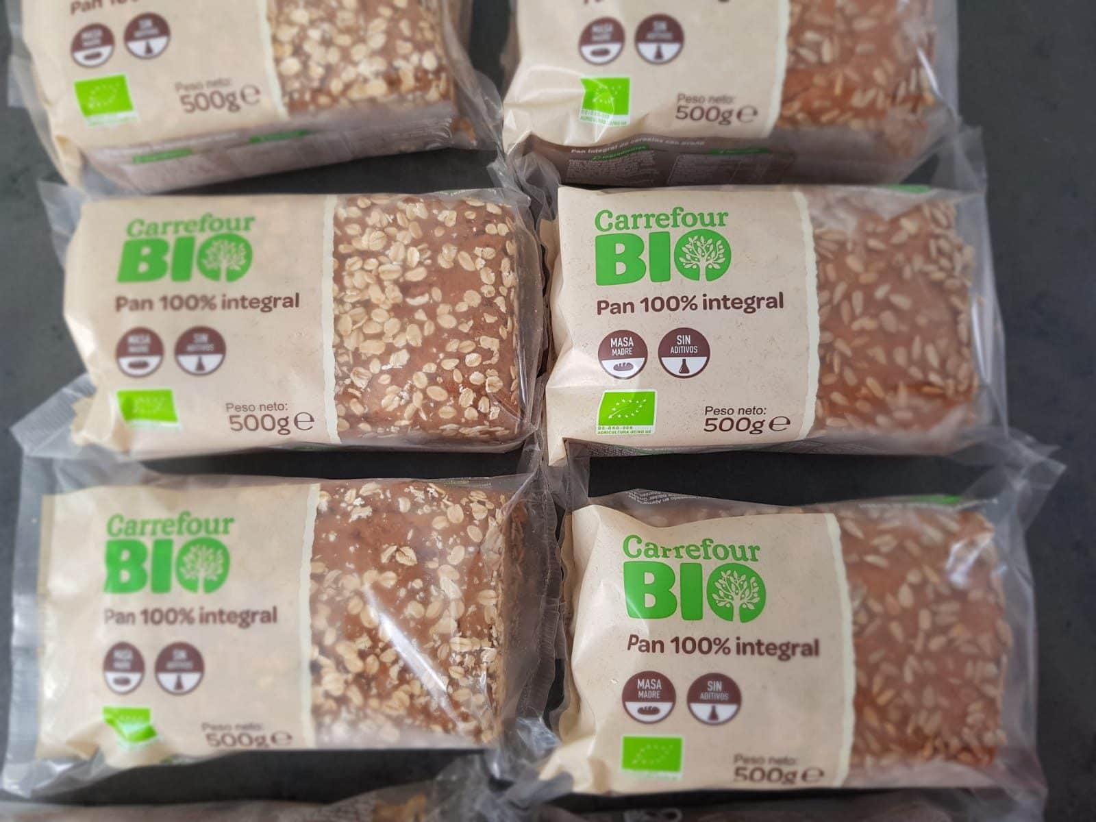 Nueva línea de productos ecológicos Fricopan en carrefour