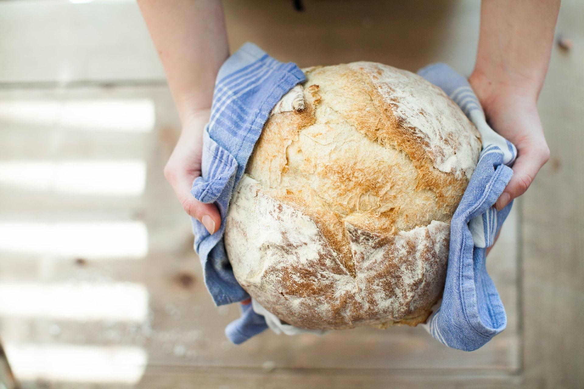 Pan precocido congelado, descubre todos sus secretos