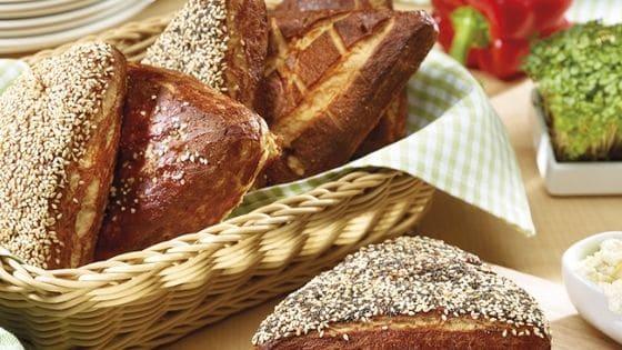 Las irresistibles novedades de pan alemán de nuestro catálogo